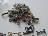 도금되는 아연 합금 니켈 또는 크롬 벨트 죔쇠를 꾸미기
