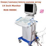 De Ce*ISO Verklaarde Machine van de Ultrasone klank van het Karretje/Echografische het Systeem van de Diagnose van de Scanner - Maggie
