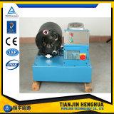 Máquina de friso da mangueira '' ~3 '' hidráulica grande dos bens 1/4 do disconto