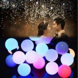 結婚式ライトのためのIP44 LEDの球ストリングライト