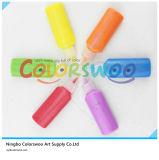 6*12ml niet Giftige AcrylVerf in Plastic Fles voor de Student van de Kunstenaar