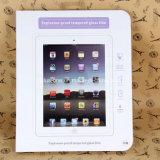 La Anti-Huella digital HD borra los protectores impermeables de la pantalla del vidrio Tempered para el aire del iPad