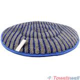 13 Zoll Microfiber scheuernteppich-Mütze