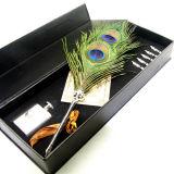 Penna della piuma del pavone/penna piuma di spoletta/penna regalo di promozione