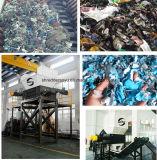 판매 또는 낭비 쇄석기 기계를 위한 고형 폐기물 슈레더