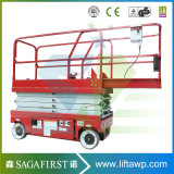 This Electric Battery Self-service Propelled Scissor Top spin/Hydraulic Coil-Propelled Scissor Top spin