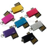 Mini Swivel UDP Smartphone OTG UDP USB Flash Drive (S1A-9110C)