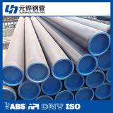 """Linha Sch40 tubulação do API 5L 3 """" para o transtorte do gás & do petróleo"""