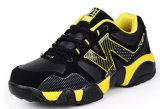 Nueva llegada de los niños de calzado deportivo Baloncesto Deportes de la ejecución de pistas de tenis zapatillas Zapatos para hombres y mujeres (824)