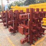 Der niedriger Preis-Turmkran, der Rahmen-/Gleichheit-Muffen-/Wand-Gleichheit 1.6m&2.0m befestigt, bildete in China