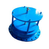 Kohlenstoffstahl Wcb 40 Zoll-pneumatischer Wasser-Ein-Ausflansch-elektrisches Kugel-Ventil