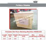 휴대용 DOT Pin Marking Machine Peqd-030