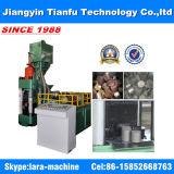 Machine de recyclage verticale verticale Y83 de déchets de chutes en aluminium