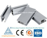 Perfil de alumínio para a porta e o indicador de alumínio