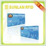 Kontaktlose Chipkarte-/Kontakt-intelligente Plastikkarte