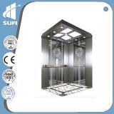 قدرة [630كغ] [-2000كغ] مسافر مصعد السرعة [1.5م/س]