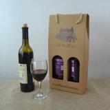Rectángulo de encargo profesional del vino