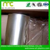 Folha desobstruída/transparente super de PVC/Vinly usada para o pano, o indicador e o protetor de tabela