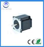 En dos fases de par alto 1,8 grado NEMA23 Motorreductor de pasos para la máquina de CNC