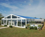 600 pessoas no exterior de luxo eventos transparente tenda 15m*40m