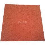 Ce сертифицированных высокого качества 1 дюйма толщиной резиновый коврик игровая площадка