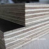 Encofrados de madera contrachapada de película/marrón ante el contrachapado para encofrado de hormigón