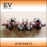 As peças do motor da escavadeira V3600-Di-T V3307-Di-T V2607-Di-T Conjunto do Rolamento Principal do Virabrequim