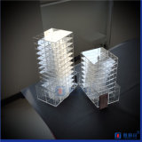 회전시키는 아크릴 립스틱 홀더 조직자 메이크업 탑 저장 상자 해결책