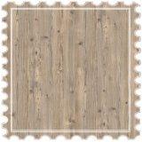 Suelos laminados que cubre la superficie de madera de pino para interiores decoración de la Junta de tierra