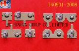 China-Batterie-Schrapnell, kundenspezifischer Metallkontakt, Batterie bessert aus (HS-BA-0016)