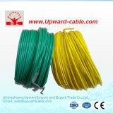 Câble de fil flexible de cuivre isolé par PVC d'énergie électrique