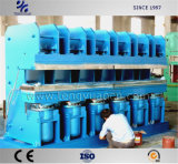 La banda de rodadura Precuring Press/banda de rodadura vulcanización pulse