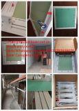 El panel de acceso de aluminio Finished del techo del molino con la tarjeta de yeso 300*300/600*600*/600*1200