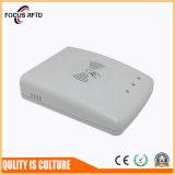 Recurso que segue o leitor da freqüência ultraelevada RFID com uma comunicação do TCP/IP