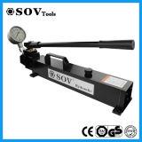 700bar安全弁(SV11B)が付いている軽量油圧ハンドポンプ
