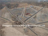 Petit moteur de réutilisation efficace élevé de bande de conveyeur de concasseur de pierres