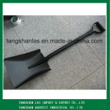 Spade One Piece Steel Handle Shovel Populaire en Afrique du Sud