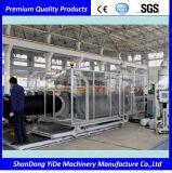 115-175mm PE/PP/PVCは壁によって波形を付けられる管のプラスチック押出機機械を選抜する