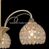 Освещение нового канделябра светильников конструкции 3 кристаллический привесное для гостиницы Decotive