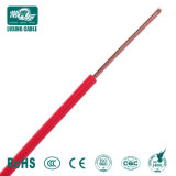 Fio de conduta com isolamento de PVC para o BS EN 50525-2-31, 6491X