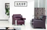 Moderno sofá PU Setcional Sofá Set