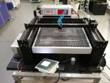 Mini taille du bureau de la machine de gravure au laser 30W