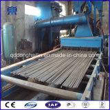 De Transportband van de Rol van de Staven van het staal door de Schoonmakende Machine van de Oppervlakte van het Type