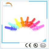 Горячие продавая Earplugs хорошего качества звукоизоляционные с цветами Differen