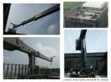 Modèles de Nfjaguar avec des unités de maintenance de bâtiment à mât télescopique Bmu