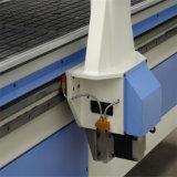 Anexado rotativo de alta precisão máquina de gravura de madeira
