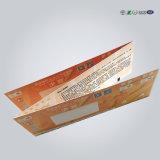 Entrada de evento personalizado de concertos de música imprimível bilhete de papel de RFID