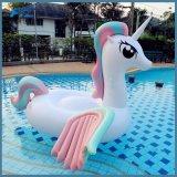 Animal insufláveis gigantes Flutuação Pool Pegasus