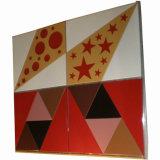 Multi-Color алюминиевая панель для плакирования и украшения ненесущих стен