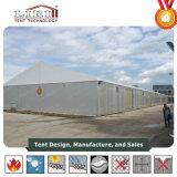 Aluminium et tentes extérieures d'entrepôt de PVC avec le mur dur de sandwich en acier